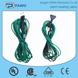 12m Plant/Soil Heating Cable pour Greenhouse 220V-240V/110V