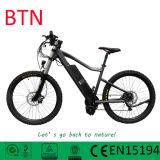 Bicicleta elétrica da potência verde