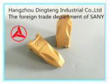 Feito no dente da cubeta da máquina escavadora de China para a máquina escavadora de Sany