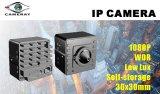 Macchina fotografica miniatura del IP della rete HD 1080P WDR