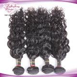 Выдвижение волос оптовой людской реальной девственницы волны норки естественной бразильское