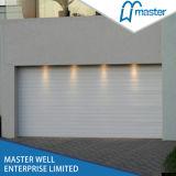 Porte moderne de garage de modèle avec la couleur de Ral/porte en acier faite sur commande