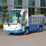 Camion elettrico di trasporto dell'immondizia delle 2 sedi (DT-12)