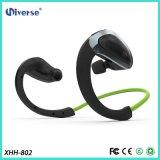 Bruit sans fil d'écouteurs de Bluetooth de série neuve des sports Xhh802 annulant des écouteurs avec le microphone
