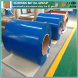 PET PVDF färbte Rolle beschichteten Aluminiumring 6063