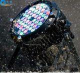 54PCS*3W im Freien wasserdichter LED RGBW LED NENNWERT kann beleuchten (P54-3-IP)