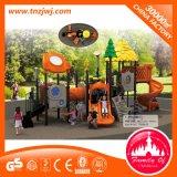 Diapositivas al aire libre grandes del plástico de los patios del diseño de la manera de la alta calidad