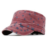 Los militares militares populares del sombrero de Caparmy del béisbol del PUNTO del algodón capsulan