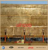 Idraulico di sollevamento per il serbatoio/elevatore automatico del serbatoio/sollevamento idraulico del serbatoio sui macchinari edili longitudinali del sistema