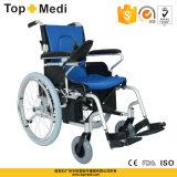 Кресло-коляска Tranist франтовской высокой эффективности 2016 складная алюминиевая электрическая