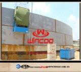 タンクプロジェクト自動タンク帯のシーム溶接機械のための溶接機を越える底