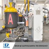 Auto-limpieza de baja presión de la máquina de espuma de poliuretano