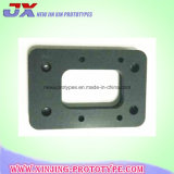 Schwarze anodisierte CNC maschinell bearbeitete Teile des Aluminium-6061-T6