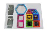 Preschoolers를 위한 교육 Block Kids Magnetic Building Toys
