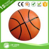 Aufblasbarer Belüftung-Plastikbasketball für Kinder