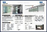 Portes hermétiques automatiques en acier inoxydable Ss304