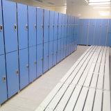 3 Türen imprägniern kompaktes lamellenförmig angeordnetes elektronisches Schließfach
