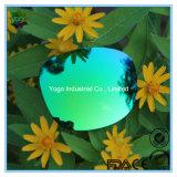 Объективы солнечных очков зеленые с предохранением от UV400 100%