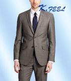 Nach Maß Italien-Art-dünne Schnitt-Mann-Mantel-Hose-Anzüge
