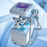 Massaggio di vuoto Liposuction+Infrared Laser+Bipolar RF+Roller che dimagrisce il mini Ce della strumentazione di lipolisi