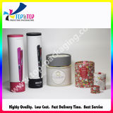 Customized Design Art Paper Cylinder Wholesale Round Gift Boxes