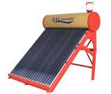 calefator de água da energia 200L solar solar