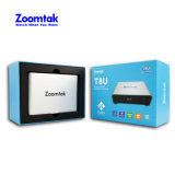 Casella Android di Amlogic S905 Media Player TV di memoria del quadrato di Zoomtak T8u
