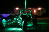 2015普及したWhips ATV 4ft 5ft 6ft Lighted Flag LED Fiber Optic Light