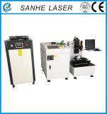 Máquina de soldadura automática do laser da fibra para dispositivos do acoplamento da fibra óptica