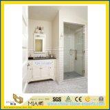Barth, Hotel, Bathroom를 위한 까만 Natural Stone Granite Vanity Top