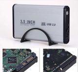 Серия поддержки SATA приложения Алюмини-Магния материальное HDD и параллель IDE
