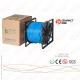 Cable aprobado de la red de CE/RoHS/UL UTP Lszh Cm/Cmr Cat5