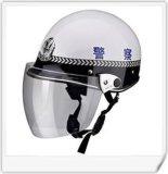 La policía protectora del casco se desenfrena el casco de Contral