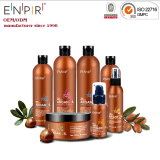 Traitement marocain de nettoyeur de shampooing de pétrole d'argan de soins capillaires de marque de distributeur