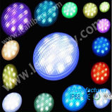 Piscina Lights 18W PAR56 LED Underwater Light Color del Le Dimmable RGB LED
