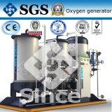 Facilmente generatore di purificazione dell'azoto di PSA di funzionamento