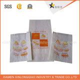 Bolso de papel material respetuoso del medio ambiente seguro del acondicionamiento de los alimentos de la alta calidad