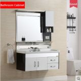 Mobília moderna inteiramente montada do banheiro do banheiro