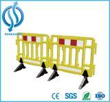 Портативная безопасность движения складывая пластичный барьер