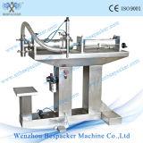 Machine de remplissage Semi-Automatique pneumatique de parfum d'acier inoxydable