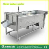 Type d'usure rondelle et Peeler végétal, lavage et machine d'écaillement Mstp-1000 d'oignon