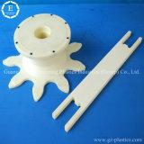 Engranaje Wear-Resistant de los plásticos de la rueda de engranaje de la máquina del CNC del engranaje de POM