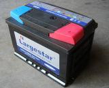 비용이 부과된 건전지 저장 자동차 배터리 자동 건전지 Mf DIN75를 말리십시오