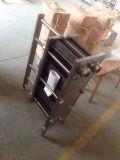 Échangeur de chaleur de plaque de garniture de Changhaï pour le chauffage Steaming