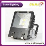 La Luz LED de Acero Inoxidable de Inundación, Reflector del LED 100W (SLFY110)