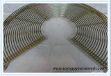 Abgas-axialer Metallventilator-Deckel-Ventilator-Schutz