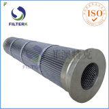 Filters van de Zak van de Polyester van Filterk de PTFE Geplooide voor de Collectoren van het Stof