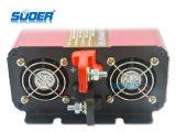 Inversor da potência de onda do seno de Suoer 12V 1000W com Ce&RoHS (HAA-1000A)