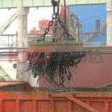 China Fabricante de série MW5 Lifting Magnet for Handling Steel Scraps
