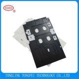 Weißes PVC Card Tray PVC-Card für Epson L800 Printer